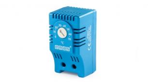 Din Rail Kast : Regelbare thermostaat voor koeling no contact din rail