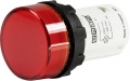 LED Signaallamp Rood  | EMAS MBSD024K Rood | 24VAC/DC | 22mm | Microlectra BV