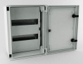 Uriarte Safybox, CHM-83, Inbouw chassis voor 70x18mm, 5x14 installatie modules